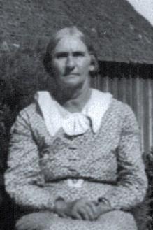 Nancy Ella Victoria <i>Lovvorn</i> Capehart