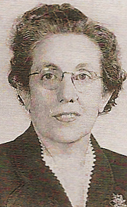 Olive June Booth