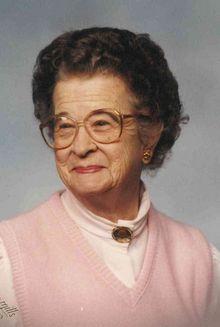 Sarah Louise <i>Peeples</i> Hattlestad