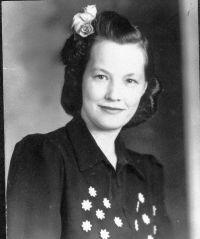 Esther Berniece <i>Reed</i> Adkins