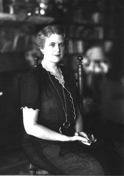 Lucy Page <i>Mercer</i> Rutherfurd