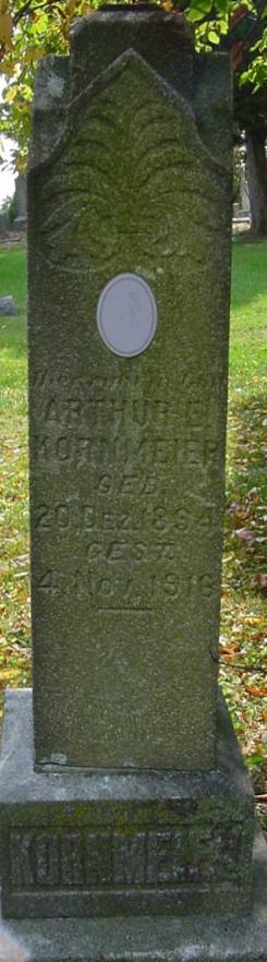 Arthur Kornmeier
