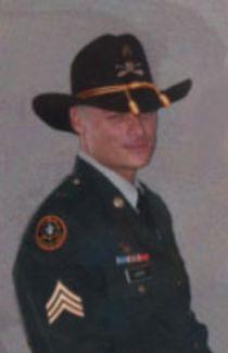 Sgt Lex Lee Lewis