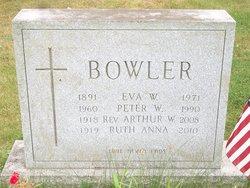 Peter W Bowler