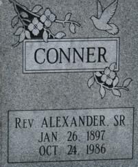 Alexander Conner