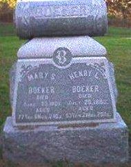 Mary Susan <i>Bonnett</i> Boeker