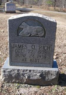 James Oliver Rich