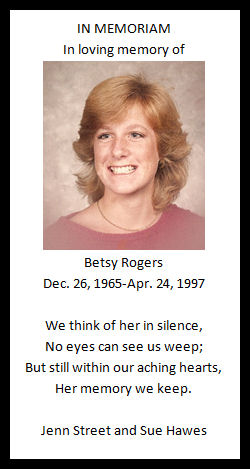 Betsy Rogers