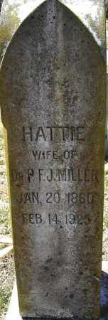 Harriett P Mayo Hattie <i>Strange</i> Miller