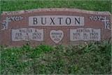 Walter Berdette Buxton
