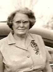 Sarah Nellie Matilda <i>Smith</i> Bledsoe Deaton