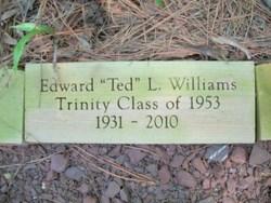 Edward L Ted Williams