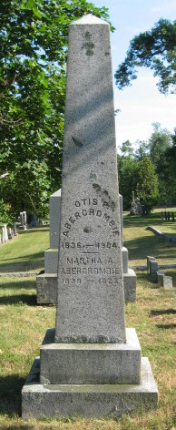 Martha Ann Abercrombie