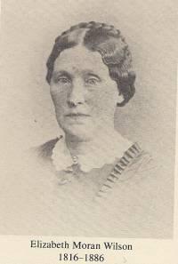 Elizabeth <i>Moran</i> Wilson