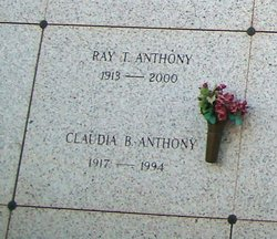 Ray Taylor Anthony