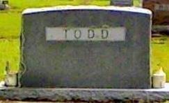 Anne Arminta Annie Todd