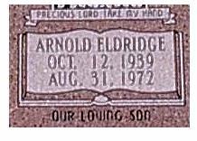 Arnold Eldridge