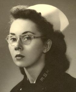 Mary Lou <i>Hackett</i> VanWie