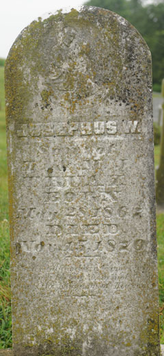 Josephus W Truax