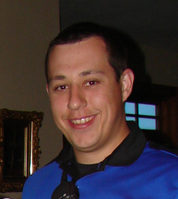Nicholas Keegan Nick Armstrong