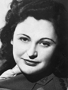 Capt Nancy Wake