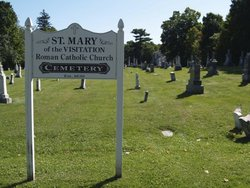 Saint Mary of the Visitation Church Cemetery Old