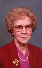 Virginia Rose <i>Faris</i> Bennett