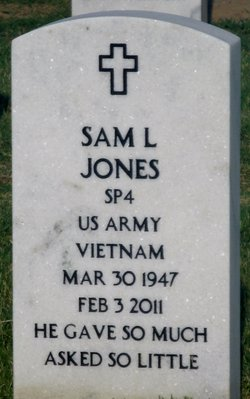 Samuel Leroy Sam Jones
