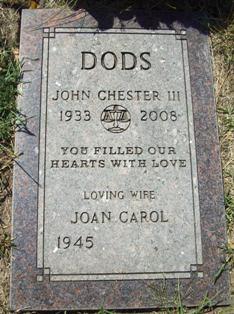 John Chester Dods, III