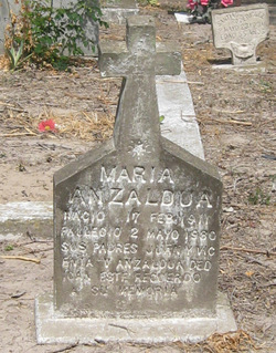 Maria Anzaldua
