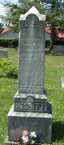 Jefferson E. Nesbitt