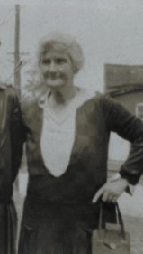 Nannie Christiana <i>Rankins</i> Burgess