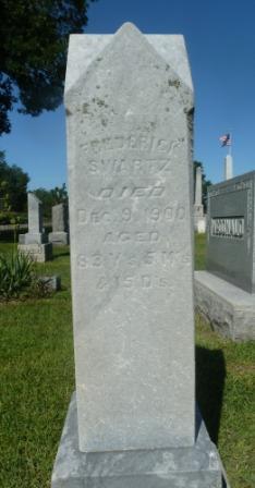 Frederick Swartz