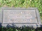 Grace Ola <i>Webb</i> Arp