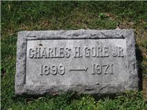 Charles Henry Gore, Jr