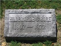 Hildegarde <i>Stoeckley</i> Gore