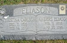 Christina Eliason