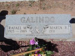 Petra Marta <i>Robles</i> Galindo