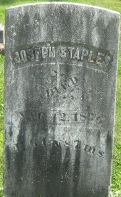 Joseph Staples