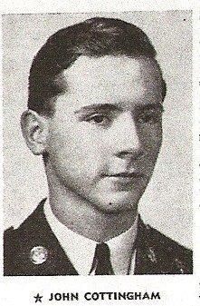 PFC John P Cottingham
