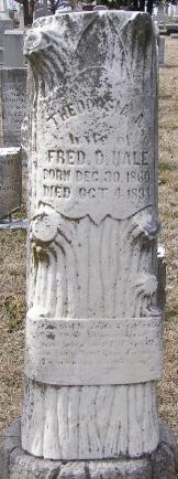 Theodocia A. <i>Bell</i> Hale