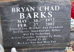Bryan Chad Barks