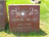Hansine <i>Sorensen</i> Wilson