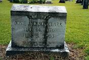Josie J. <i>Jackson</i> Clark
