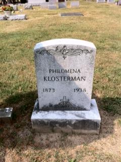 Philomine <i>Hagedorn</i> Klosterman