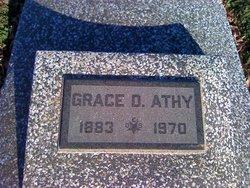 Grace D. <i>Barr</i> Athy