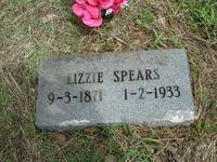 Eliza Lizzie <i>Neugin</i> Spears