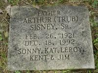 Arthur Trub Sisney, Sr