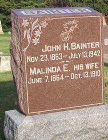 Malinda E <i>Bolton</i> Bainter