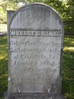 Horace O. Blake